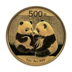 Gold Panda Unze