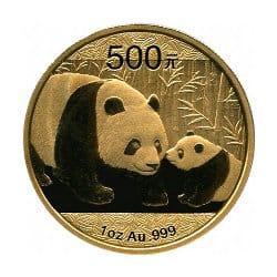 Goldpanda 1 Unze